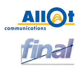 Allot Communications and Final Join CS IAP