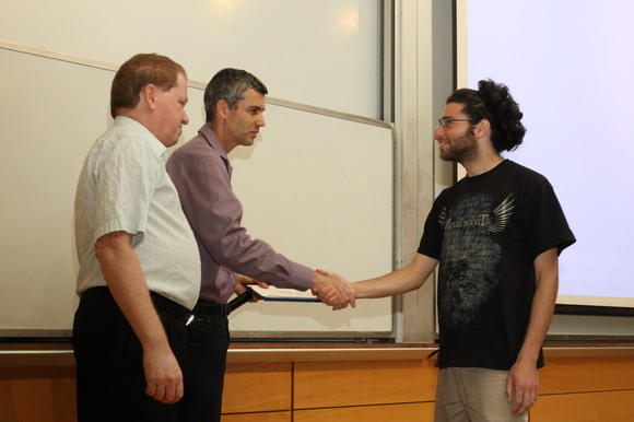 2011 CS Dean Execellence and Programming Contests Winners Awards Ceremony , photo 22