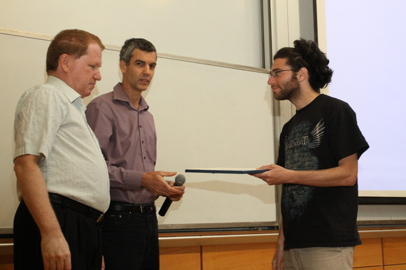 2011 CS Dean Execellence and Programming Contests Winners Awards Ceremony , photo 25