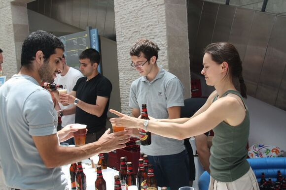 Student-Faculty Day, 2012, photo 120