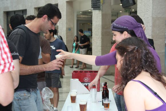 Student-Faculty Day, 2012, photo 189