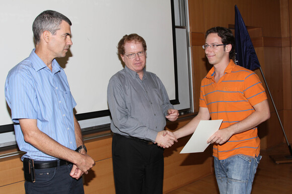 2011/12 CS Excellent Students (SAMBA) Award Ceremony, photo 124
