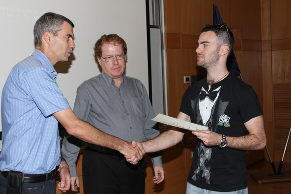 2011/12 CS Excellent Students (SAMBA) Award Ceremony, photo 171