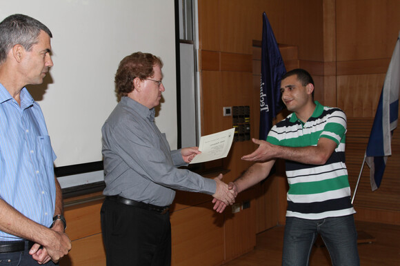 2011/12 CS Excellent Students (SAMBA) Award Ceremony, photo 177