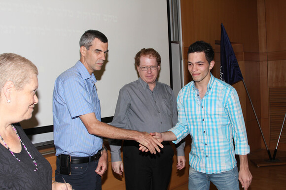 2011/12 CS Excellent Students (SAMBA) Award Ceremony, photo 212