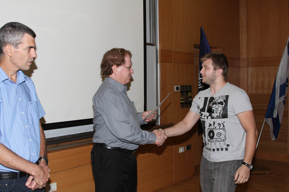 2011/12 CS Excellent Students (SAMBA) Award Ceremony, photo 287