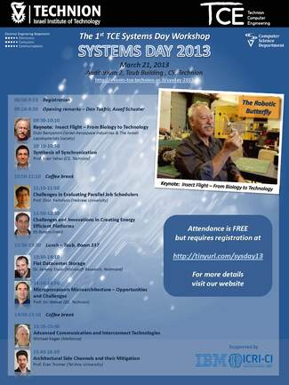 TCE SYSTEMS DAY 2013