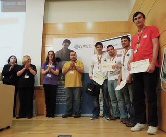 CS Team Wins A BRONZE Medal in 2013 International Programming Contest