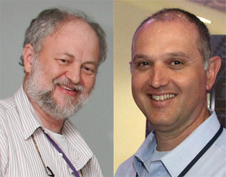 Prof. Alfred M. Bruckstein and Prof. Michael Elad Receive 2014 SIAM/Imaging Science Prize
