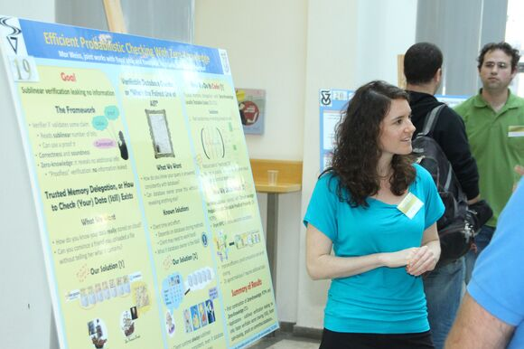 CS Fifth Research Day, 2014, photo 112