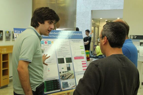 CS Fifth Research Day, 2014, photo 122