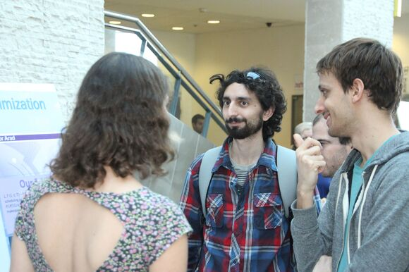 CS Fifth Research Day, 2014, photo 139