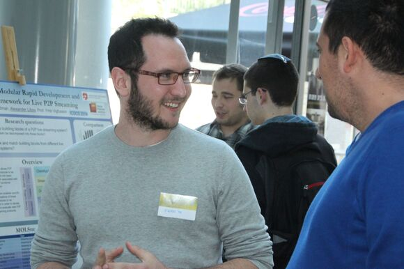 CS Fifth Research Day, 2014, photo 14