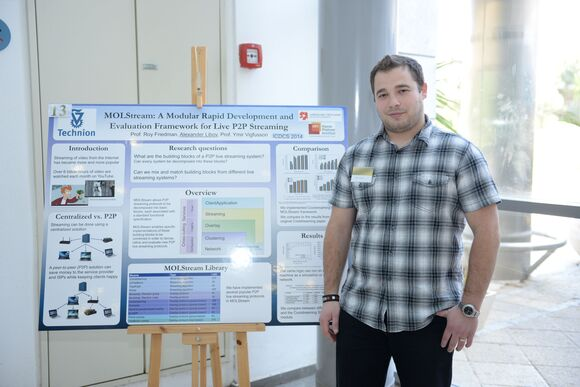 CS Fifth Research Day, 2014, photo 150
