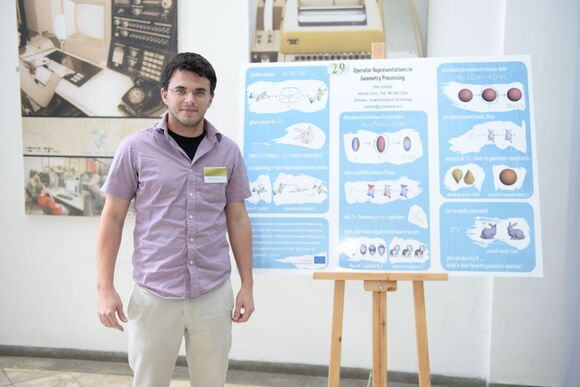 CS Fifth Research Day, 2014, photo 159