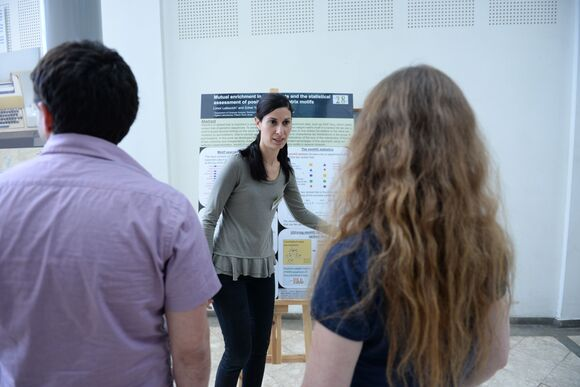 CS Fifth Research Day, 2014, photo 162