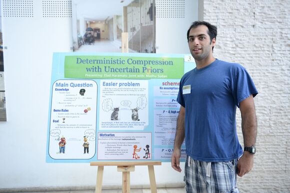 CS Fifth Research Day, 2014, photo 163