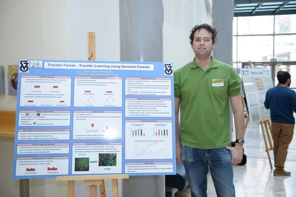 CS Fifth Research Day, 2014, photo 173