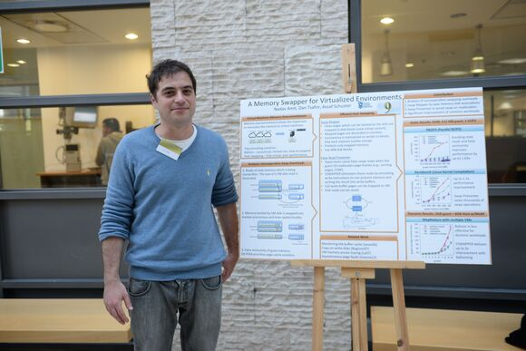 CS Fifth Research Day, 2014, photo 175