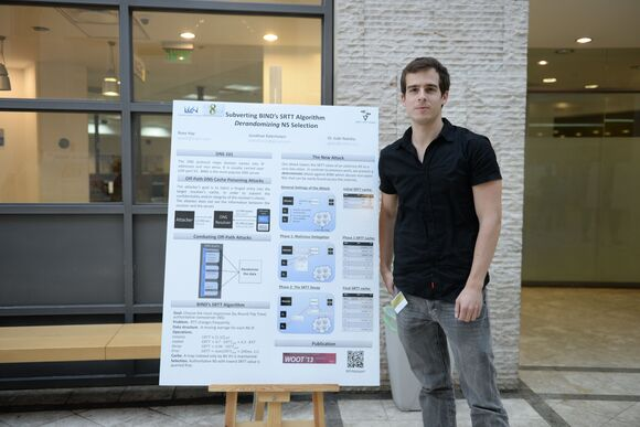 CS Fifth Research Day, 2014, photo 176