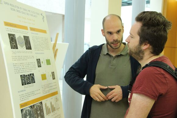 CS Fifth Research Day, 2014, photo 18