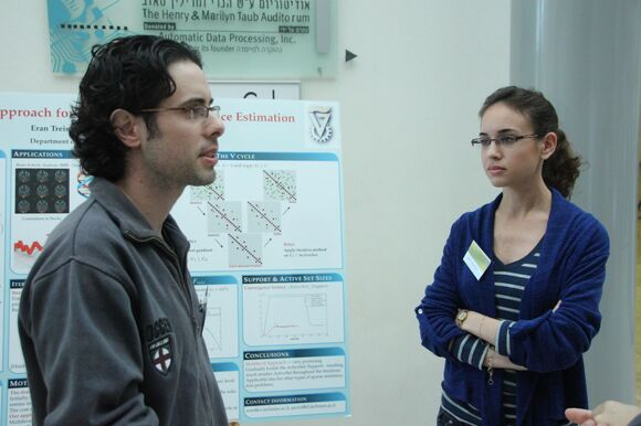 CS Fifth Research Day, 2014, photo 19