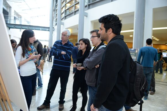 CS Fifth Research Day, 2014, photo 211