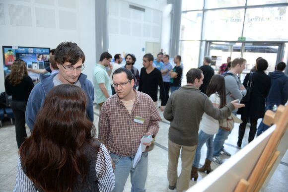 CS Fifth Research Day, 2014, photo 217