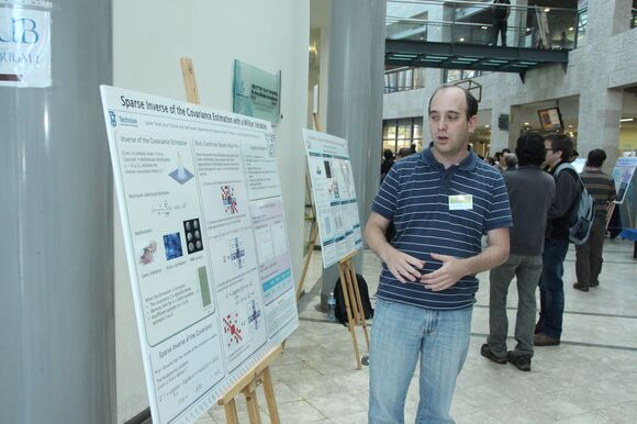 CS Fifth Research Day, 2014, photo 23