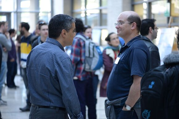 CS Fifth Research Day, 2014, photo 231