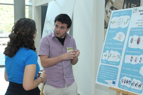 CS Fifth Research Day, 2014, photo 28