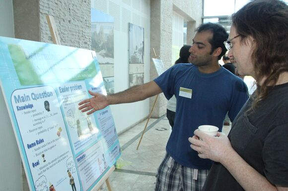 CS Fifth Research Day, 2014, photo 35