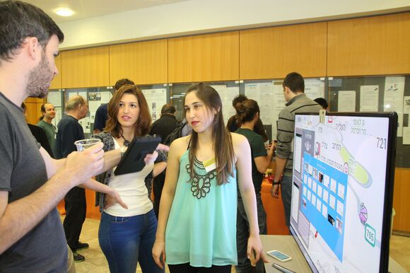 CS Fifth Research Day, 2014, photo 62