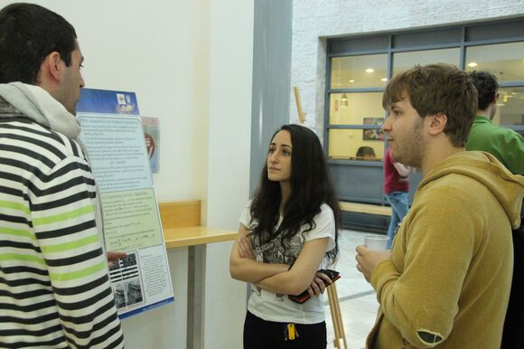 CS Fifth Research Day, 2014, photo 65