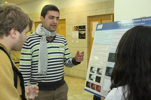 CS Fifth Research Day, 2014, photo 67