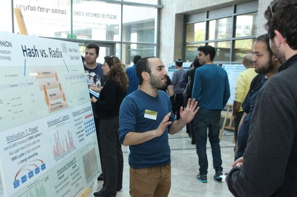 CS Fifth Research Day, 2014, photo 69