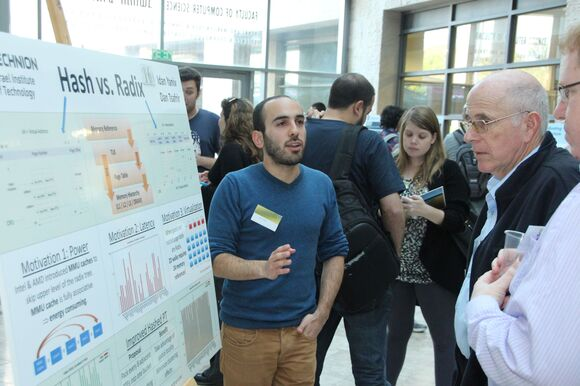 CS Fifth Research Day, 2014, photo 78