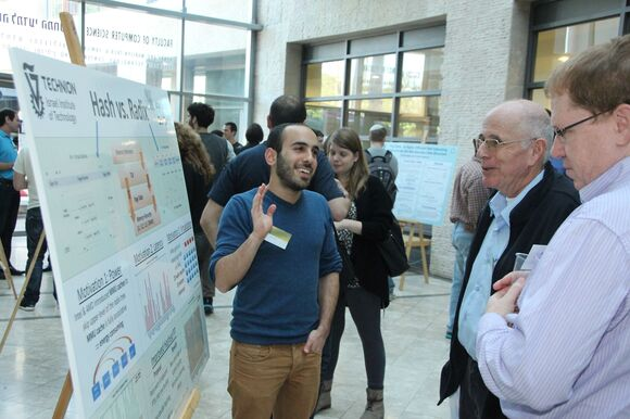 CS Fifth Research Day, 2014, photo 79