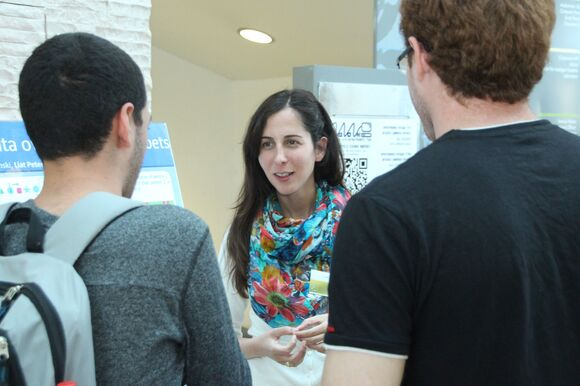 CS Fifth Research Day, 2014, photo 94