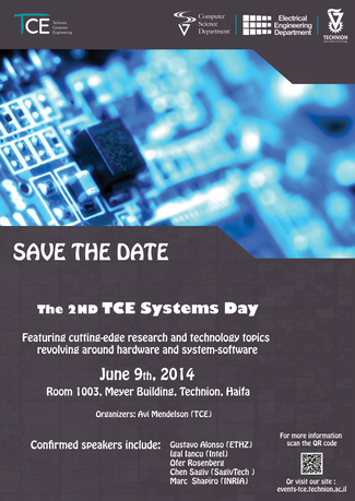 2nd TCE SYSTEMS DAY 2014