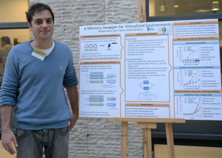 CS Graduate wins SPEC Award for Distinguished Dissertation 2014