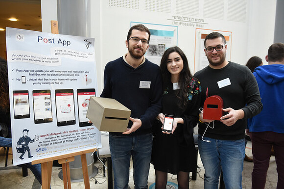 Project Fair in IoT and Android 2017, photo 2