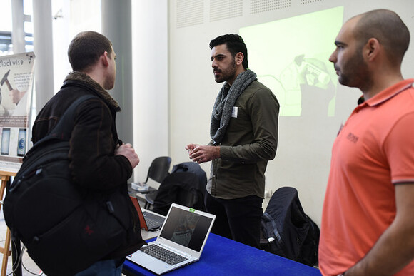 Project Fair in IoT and Android 2017, photo 28