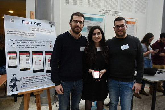 Project Fair in IoT and Android 2017, photo 8
