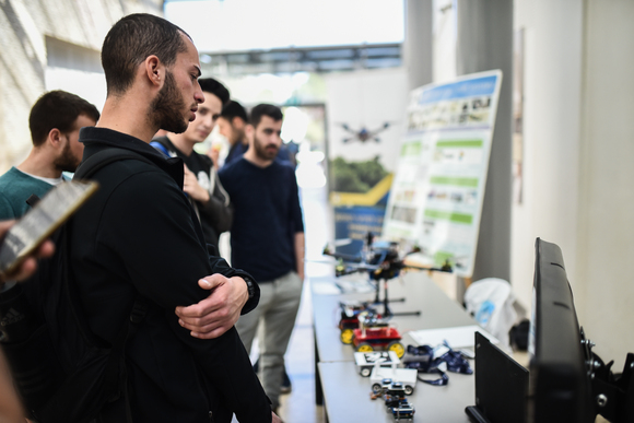 The 2017 Technion Open House at the Computer Science Department, photo 2