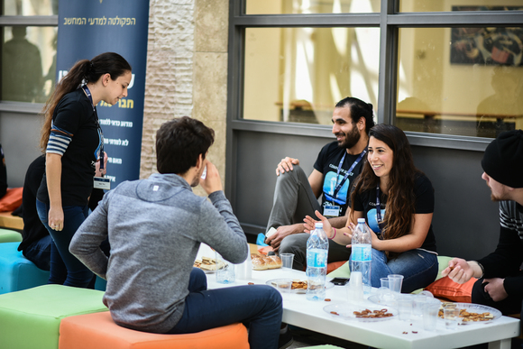 The 2017 Technion Open House at the Computer Science Department, photo 21