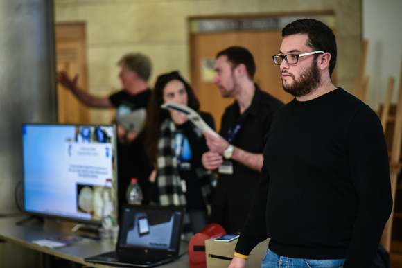 The 2017 Technion Open House at the Computer Science Department, photo 27