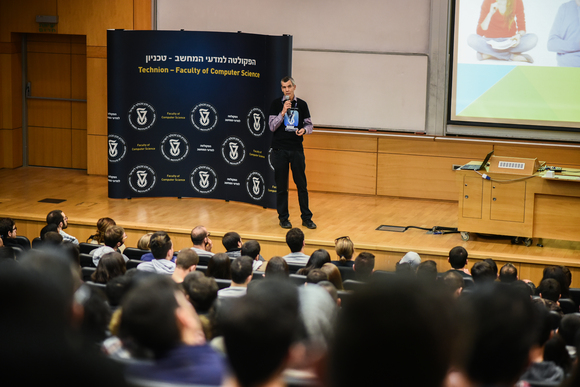 The 2017 Technion Open House at the Computer Science Department, photo 48