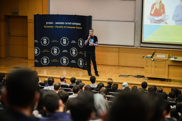 The 2017 Technion Open House at the Computer Science Department, photo 49