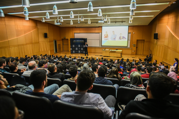 The 2017 Technion Open House at the Computer Science Department, photo 51
